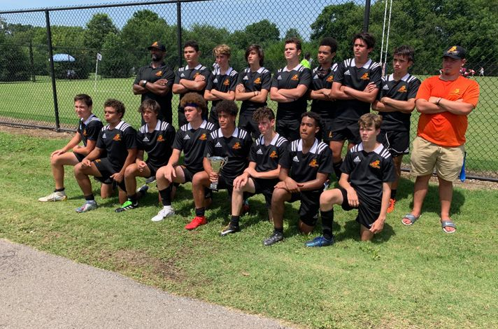 FLORIDA JAGUARES RUGBY SOUTH REGIONAL CUP TOURNAMENT 2019 OKAPI MINI TEAM